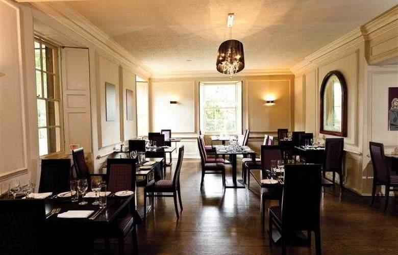 Best Western Mosborough Hall - Hotel - 114