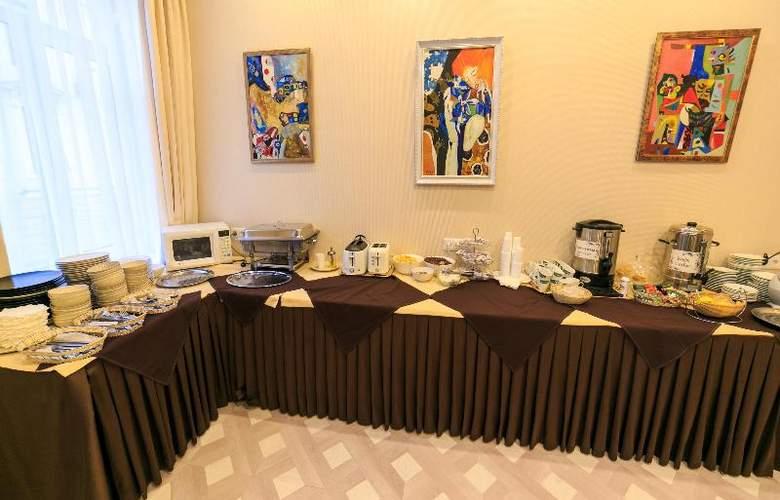 Nevsky Breeze Hotel - Restaurant - 17