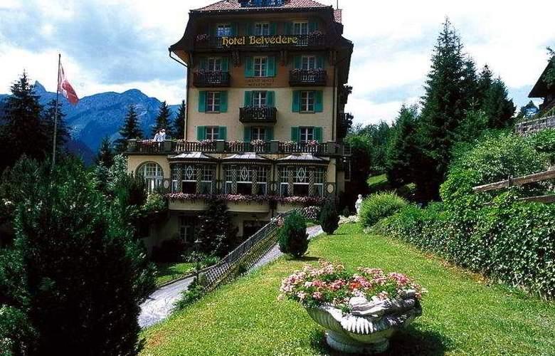Belvedere Wengen - Hotel - 4