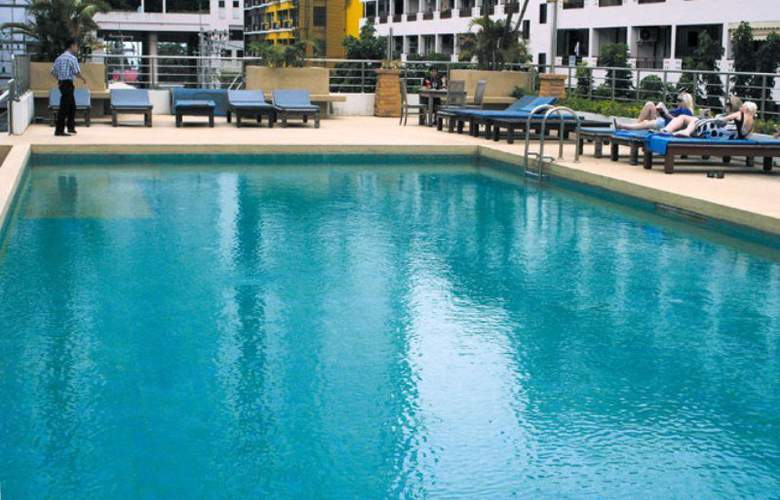 Jomtien Plaza Residence Pattaya - Pool - 9