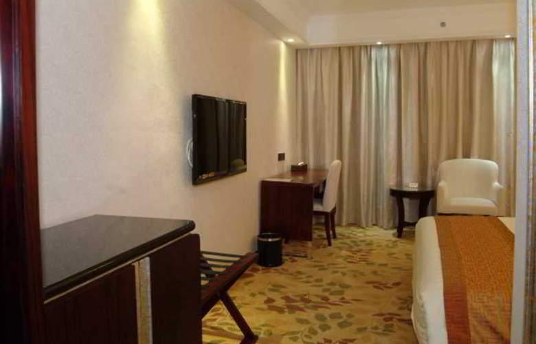 GuangDong Hotel - Room - 10