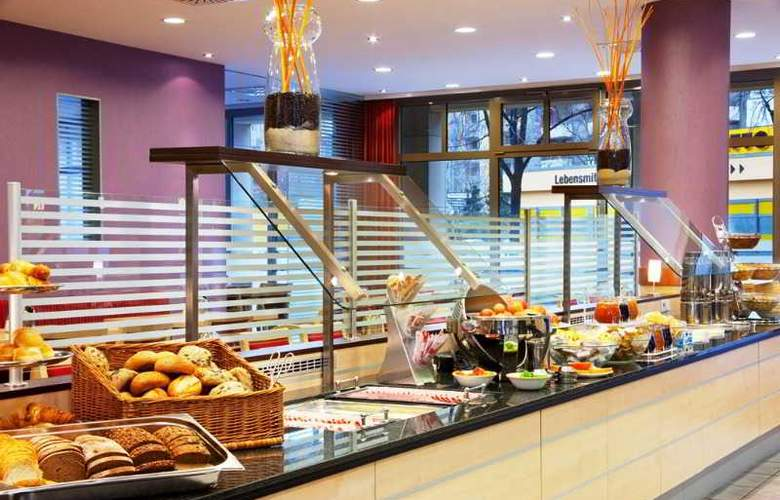 Holiday Inn Express Berlin City Centre - Restaurant - 28