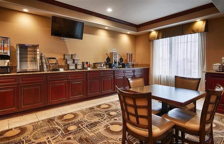 Best Western Plus Chalmette Hotel - Restaurant - 65