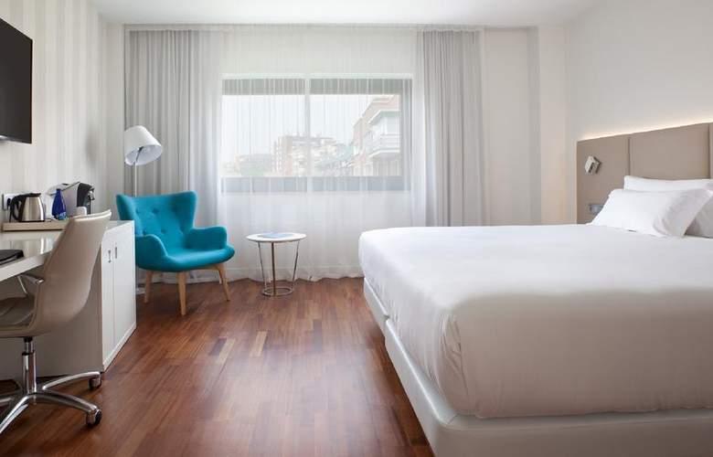 NH Madrid Ventas - Room - 1
