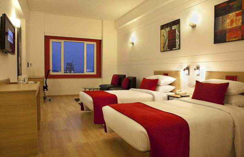 Red Fox Hotel Hyderabad - Room - 3