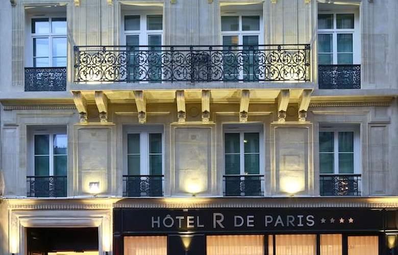 R de Paris - Hotel - 0