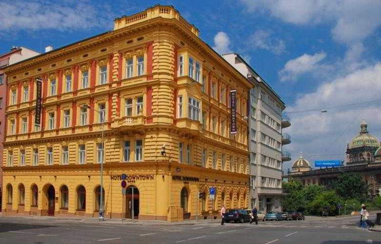 Euroagentur hotel Downtown - Hotel - 0