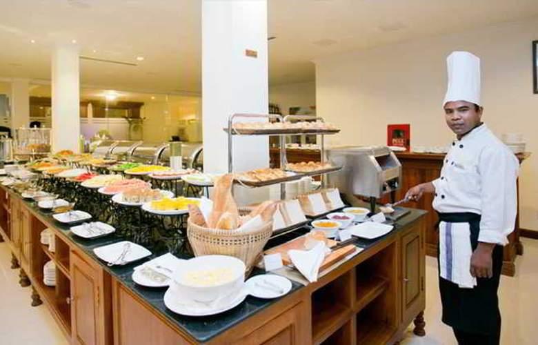 Saem Siem Reap Hotel - Restaurant - 5
