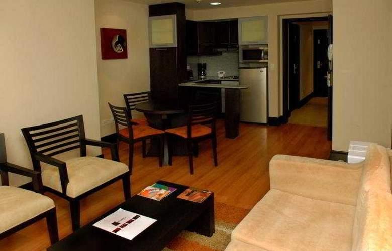Lugano Suites - Room - 3