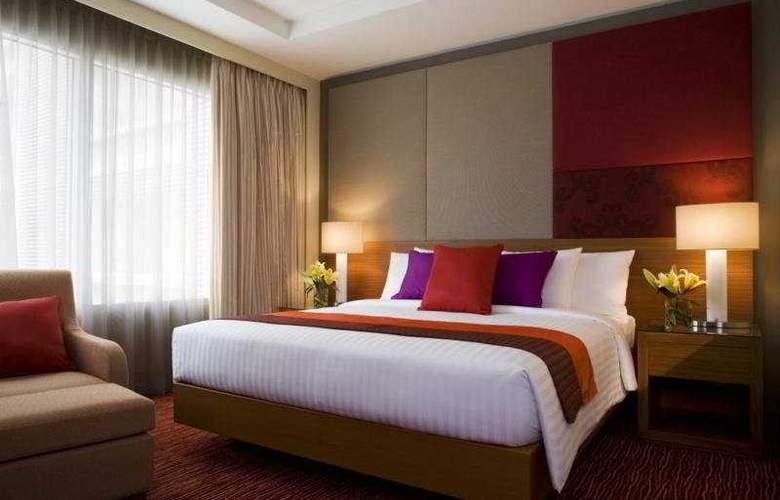 Courtyard by Marriott Bangkok - Room - 3
