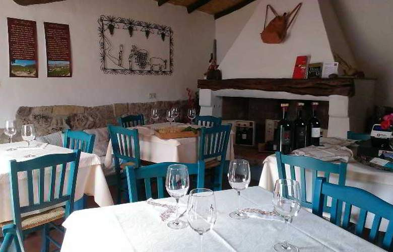 Nuraghe Arvu - Restaurant - 18