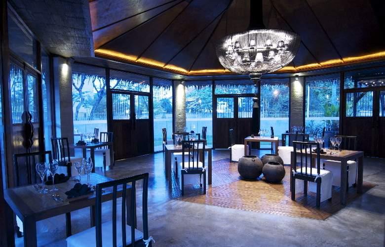 Villa Samadhi - Restaurant - 10