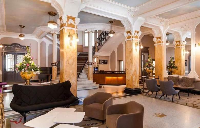 Royal St Georges Interlaken - MGallery by Sofitel - Hotel - 89
