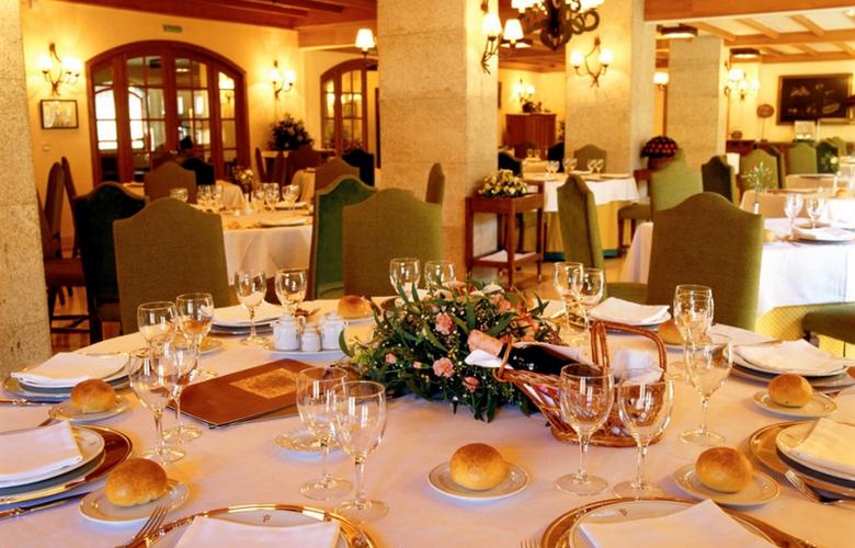 Parador de Vilalba - Restaurant - 8