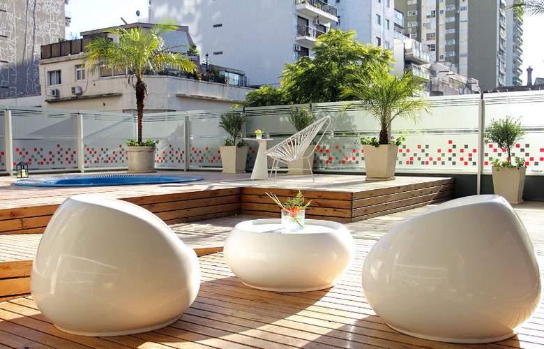 BA Sohotel - Terrace - 9
