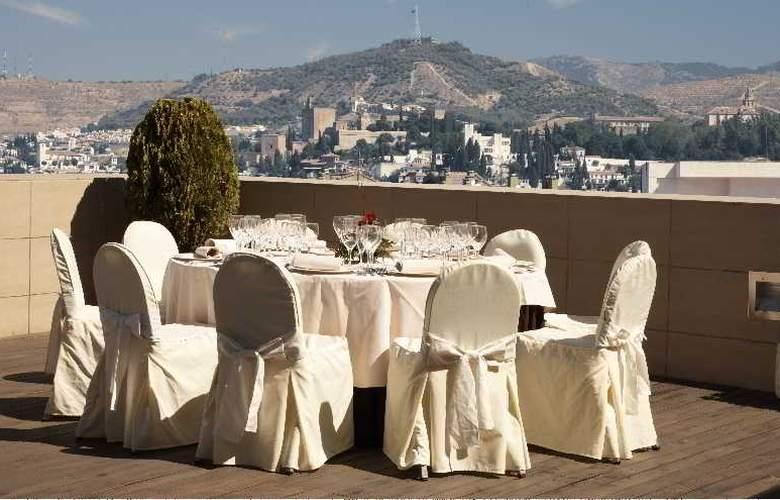 Andalucia Center - Terrace - 14