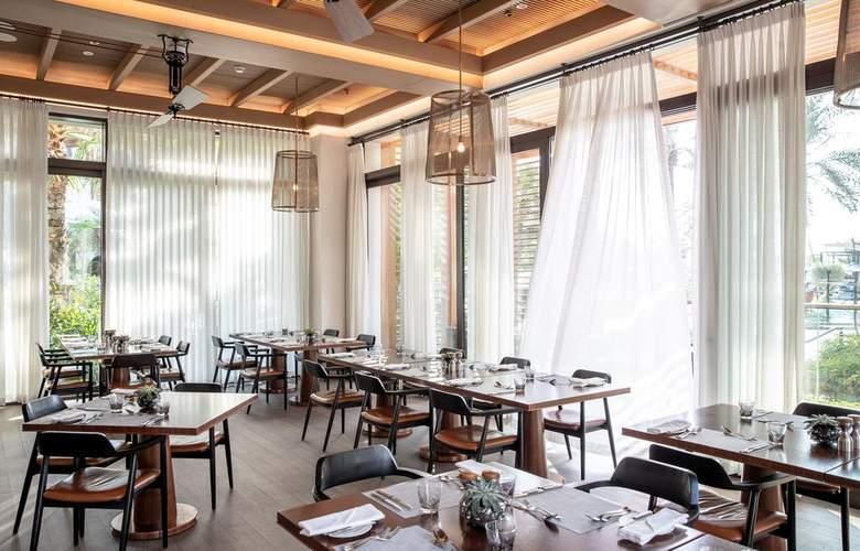 Jumeirah Al Naseem-Madinat Jumeirah - Restaurant - 9