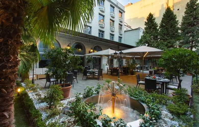 VP Jardin De Recoletos - Terrace - 8