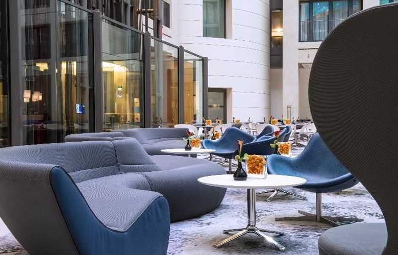 Radisson Blu Hotel Berlin - Restaurant - 14