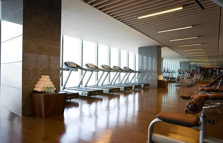 JW Marriott Hotel Beijing - Sport - 8