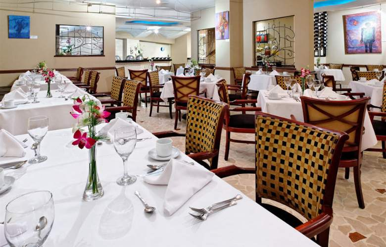 Crowne Plaza Panama - Restaurant - 3