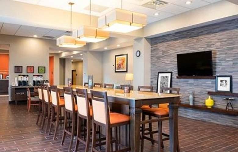 Hampton Inn Kalamazoo - Restaurant - 4