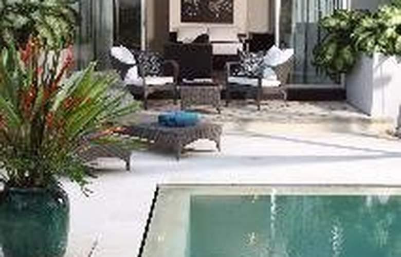 Sunset Mansion Bali - Pool - 5