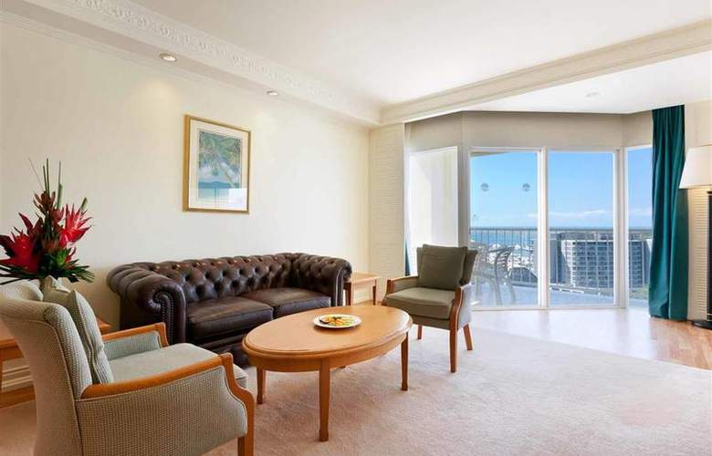 Pullman Cairns International - Room - 52