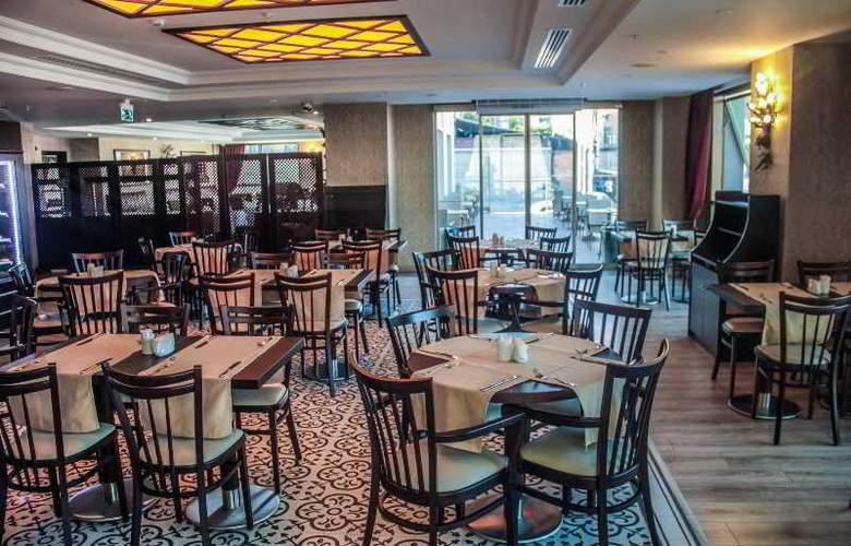 Azak Hotel Topkapi - Restaurant - 13