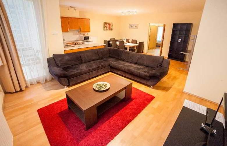 Nova Apartments - Room - 9