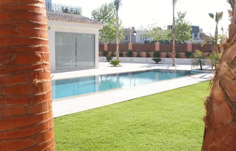 Jardines de Lorca - Pool - 18