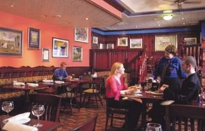 Aberdeen Douglas Hotel - Restaurant - 3