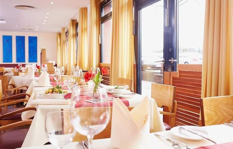 Best Western Premier Airporthotel Fontane Berlin - Restaurant - 55