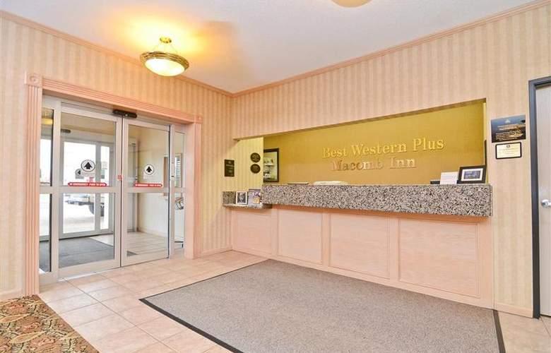 Best Western Plus Macomb Inn - General - 16