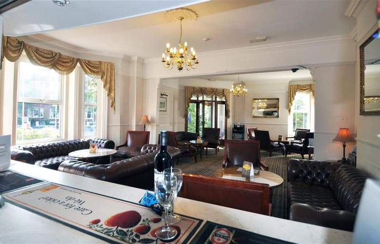 Best Western Montague Hotel - Restaurant - 145