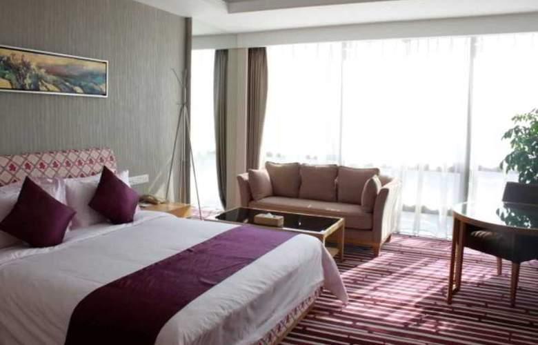 Huaqiang Plaza Hotel Shenzhen - Room - 6