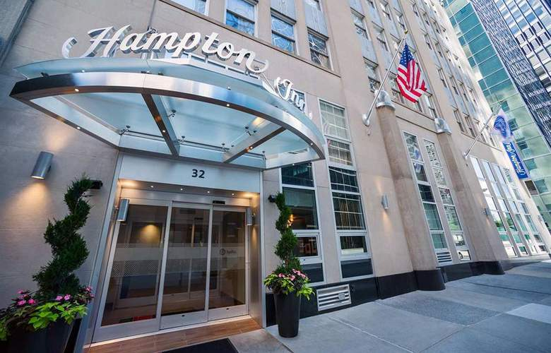 Hampton Inn Manhattan/Downtown-Financial District - Hotel - 7