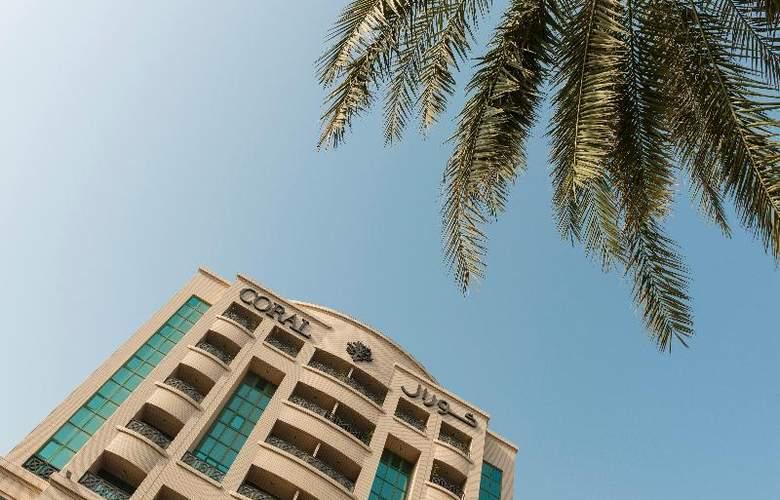Coral Deira Dubai - Hotel - 4