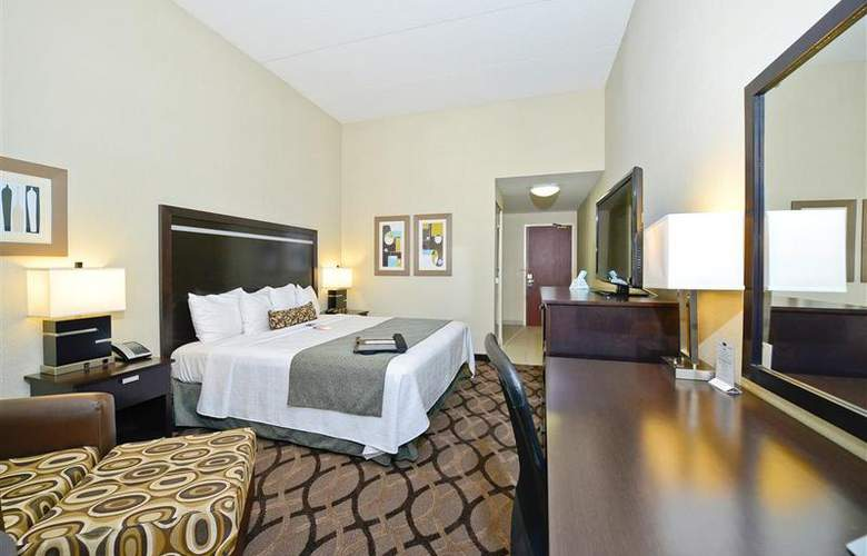 Best Western Plus Travel Hotel Toronto Airport - Room - 59