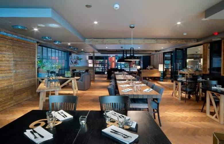 Solo Sokos Lahden Seurahuone - Restaurant - 20