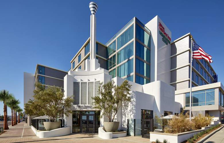 Hilton Garden Inn San Diego Downtown/Bayside - Hotel - 9