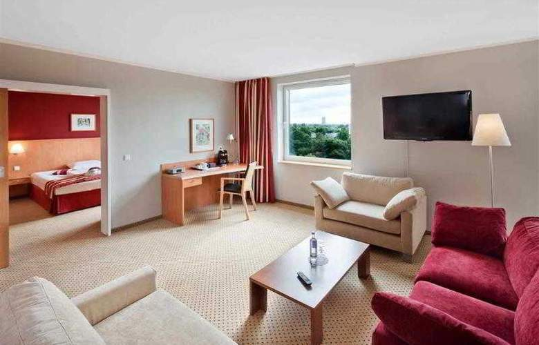 Mercure Duesseldorf Seestern - Hotel - 12