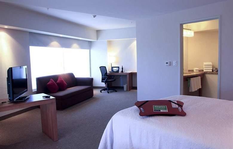 Hampton Inn By Hilton Guadalajara - Expo - Room - 16