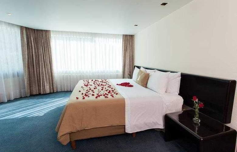 Best Western Plus Gran Morelia - Hotel - 49