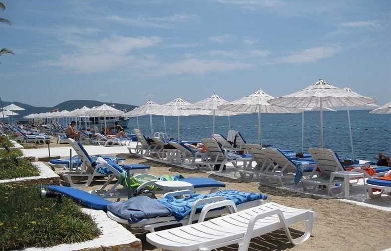 Bodrum Nova Apart Hotel - Beach - 4