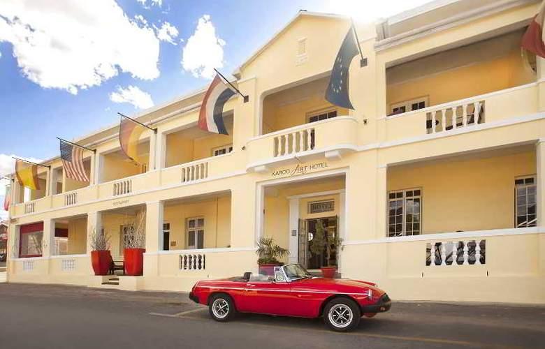 Barrydale Karoo - Hotel - 0