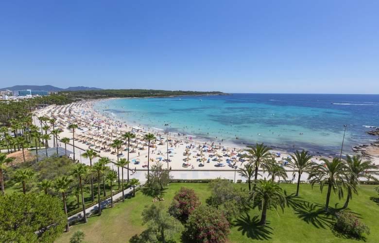 Hipotels Mediterraneo - Beach - 4