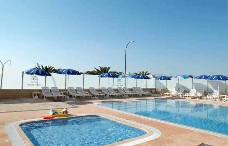 Sant Jordi Hotel - Pool - 5