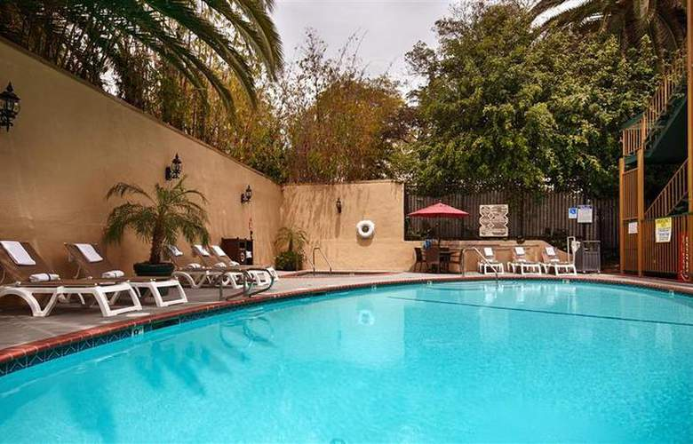 Best Western Hollywood Plaza Inn - Pool - 75