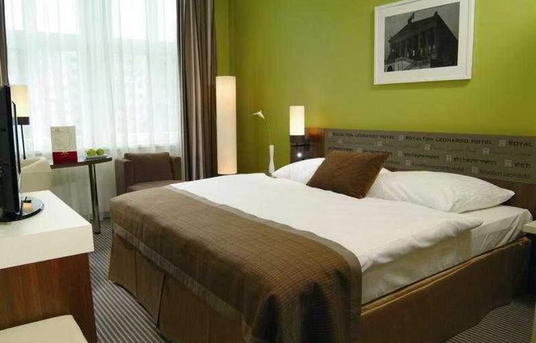 Leonardo Royal Berlin Alexanderplatz - Room - 6